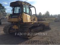 JOHN DEERE TRATORES DE ESTEIRAS 750 J equipment  photo 5