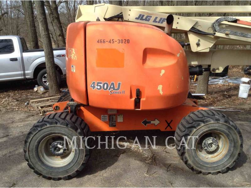 JLG INDUSTRIES, INC. LEVANTAMIENTO - PLUMA 450 AJ equipment  photo 18