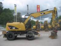 CATERPILLAR WHEEL EXCAVATORS M 313 D equipment  photo 3