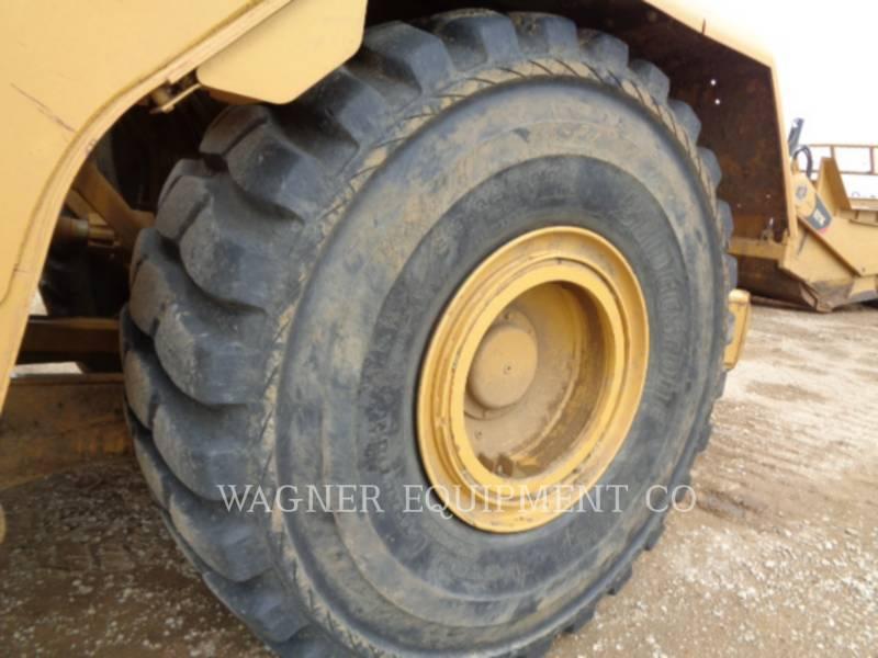 CATERPILLAR WHEEL TRACTOR SCRAPERS 621K equipment  photo 14