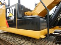 CATERPILLAR トラック油圧ショベル 336EL equipment  photo 19