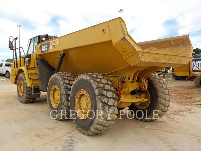 CATERPILLAR ARTICULATED TRUCKS 725C equipment  photo 7