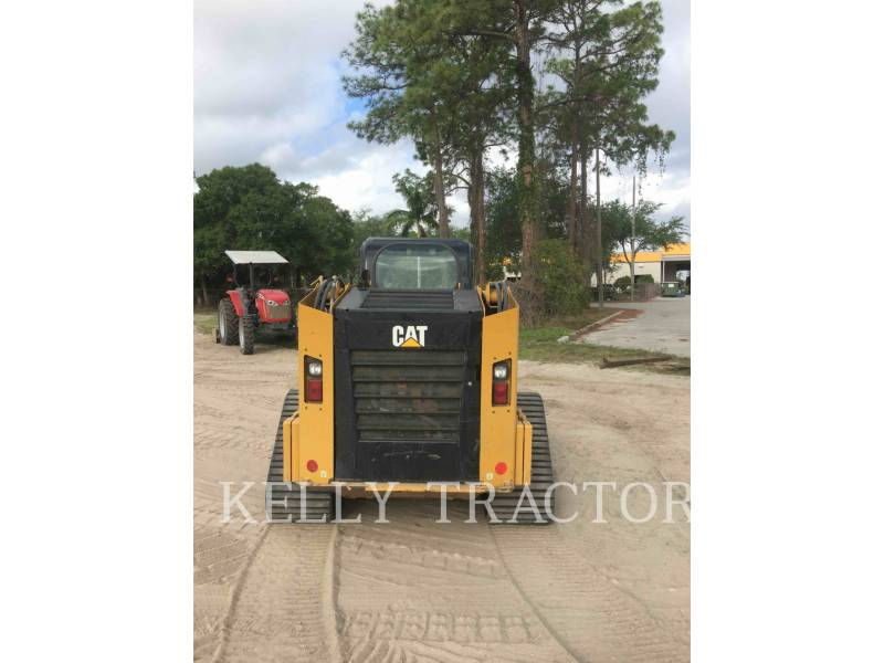CATERPILLAR CARGADORES MULTITERRENO 277D equipment  photo 5