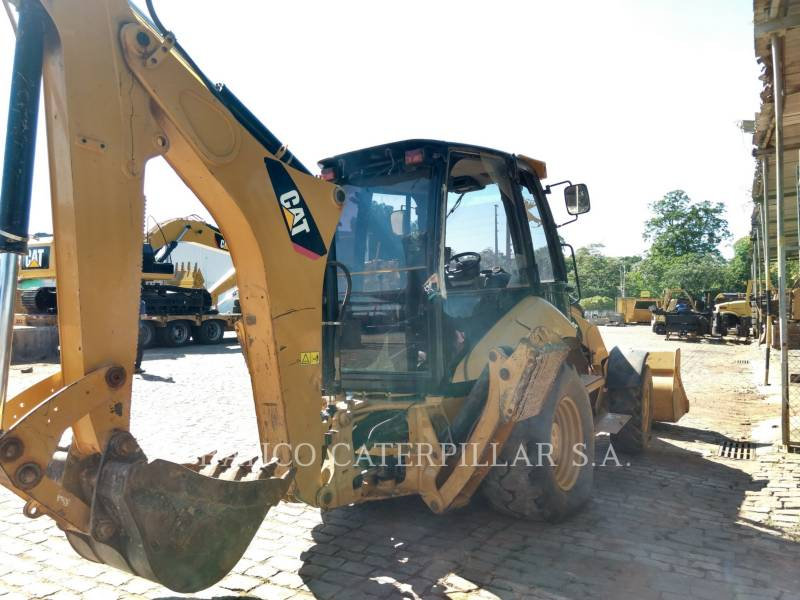 CATERPILLAR RETROEXCAVADORAS CARGADORAS 416EST equipment  photo 3