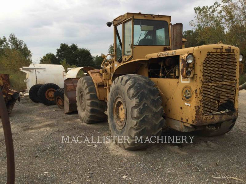 CATERPILLAR CARGADORES DE RUEDAS 980B equipment  photo 3
