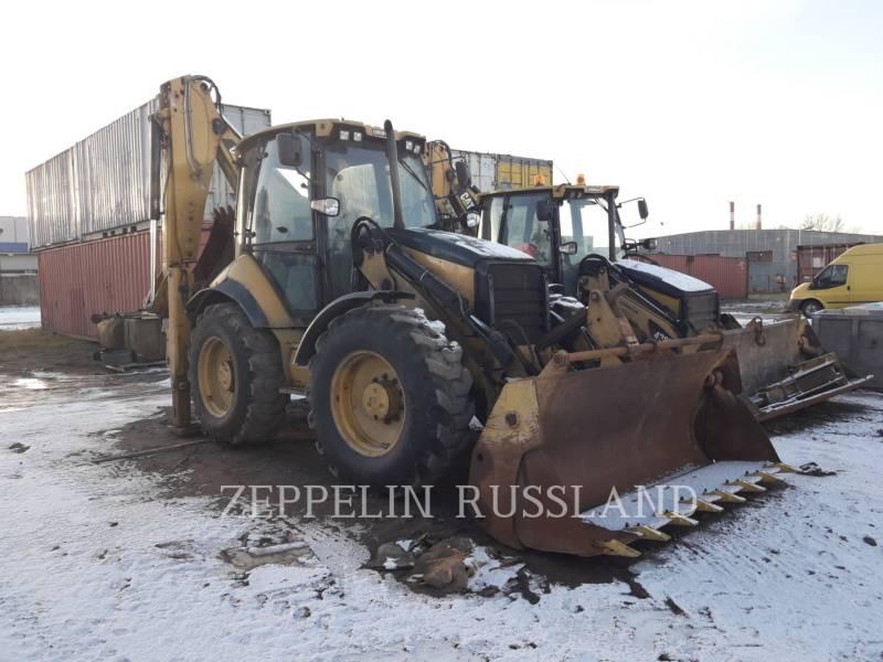CATERPILLAR BAGGERLADER 434E equipment  photo 6