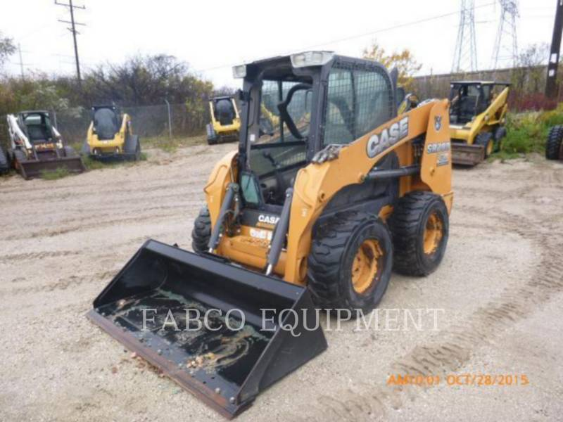 CASE/NEW HOLLAND CARREGADEIRAS TODO TERRENO SR200 equipment  photo 1