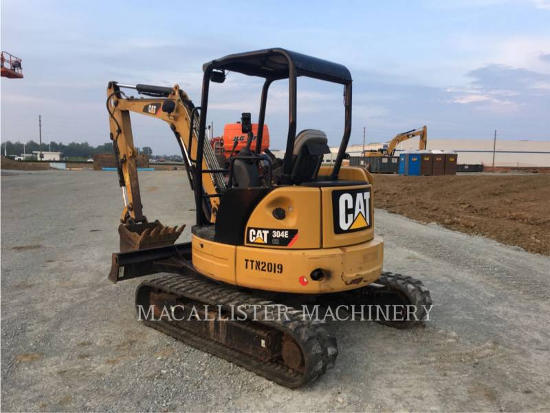 CATERPILLAR トラック油圧ショベル 304ECR equipment  photo 3
