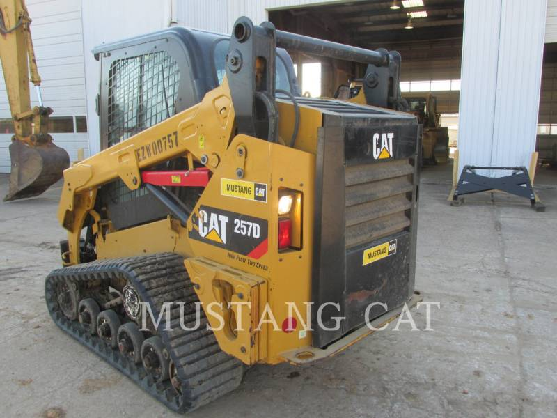 CATERPILLAR 多様地形対応ローダ 257D equipment  photo 7