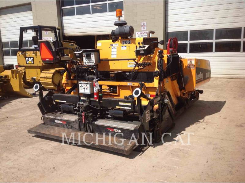 LEE-BOY ASPHALT PAVERS 8510 equipment  photo 6
