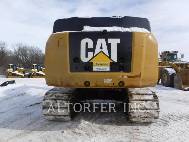 CATERPILLAR KETTEN-HYDRAULIKBAGGER 349EL equipment  photo 7