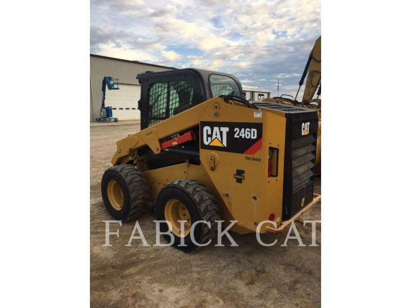 CATERPILLAR CHARGEURS COMPACTS RIGIDES 246D C3H2 equipment  photo 3