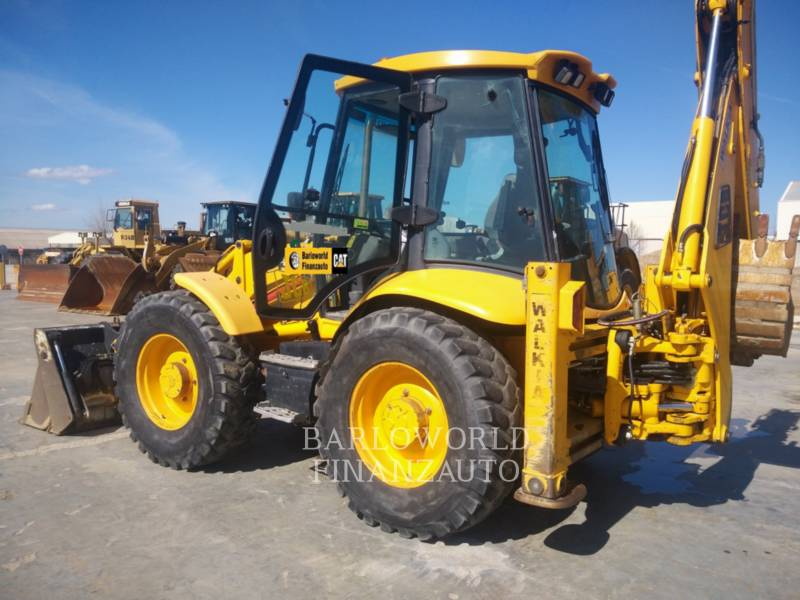 JCB BACKHOE LOADERS 4CX equipment  photo 3