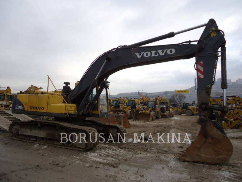 VOLVO PELLE MINIERE EN BUTTE EC290 equipment  photo 3