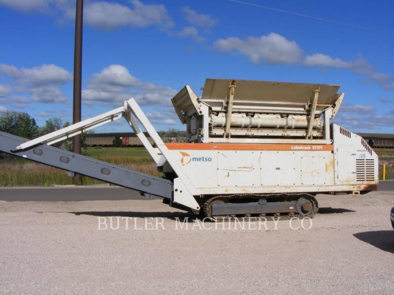 METSO SCREENS ST171 equipment  photo 5