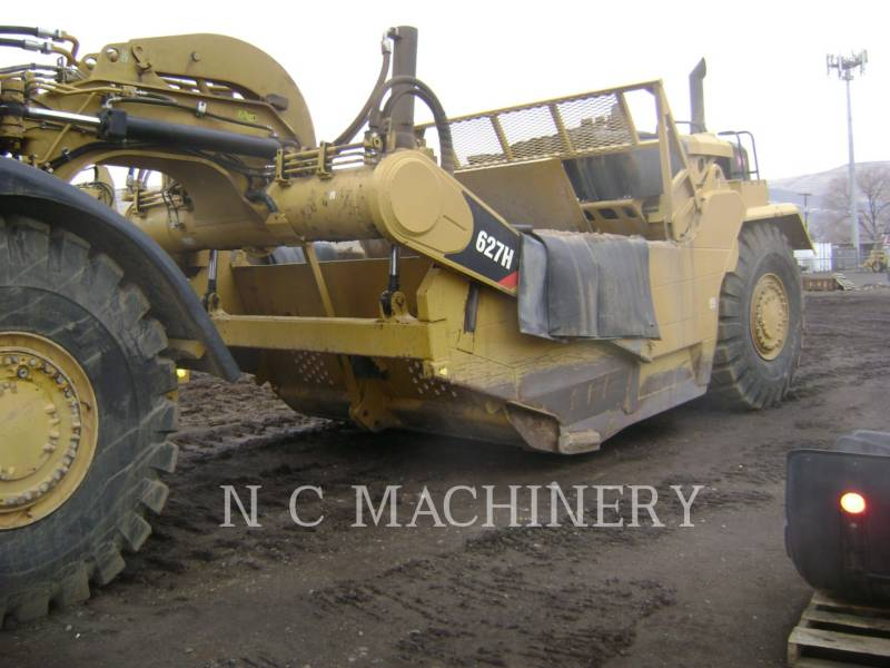 CATERPILLAR WHEEL TRACTOR SCRAPERS 627H equipment  photo 13