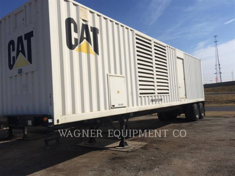 CATERPILLAR POWER MODULES (OBS) XQ1500 equipment  photo 3