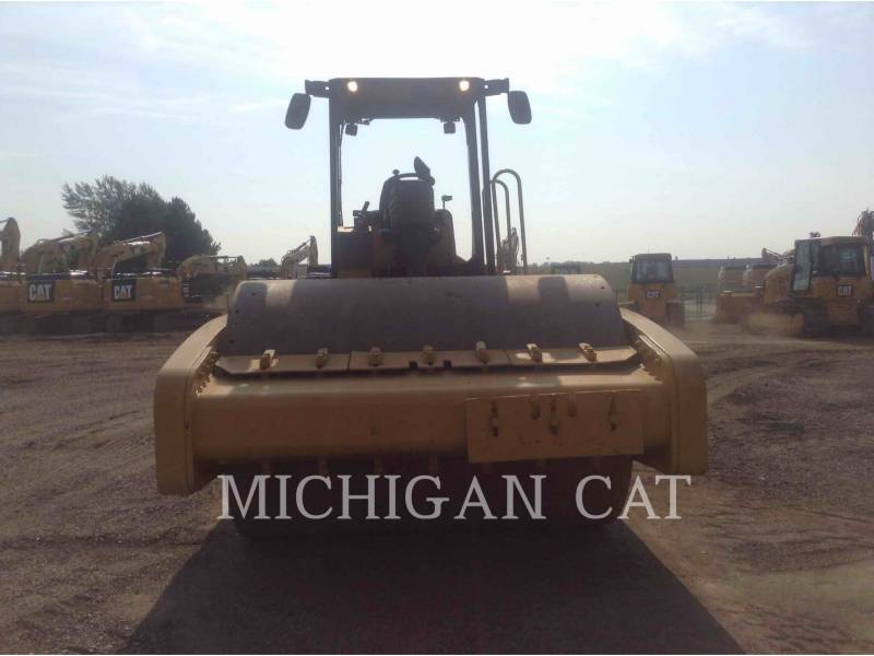 CATERPILLAR COMPACTADORES DE SUELOS CS683E equipment  photo 7