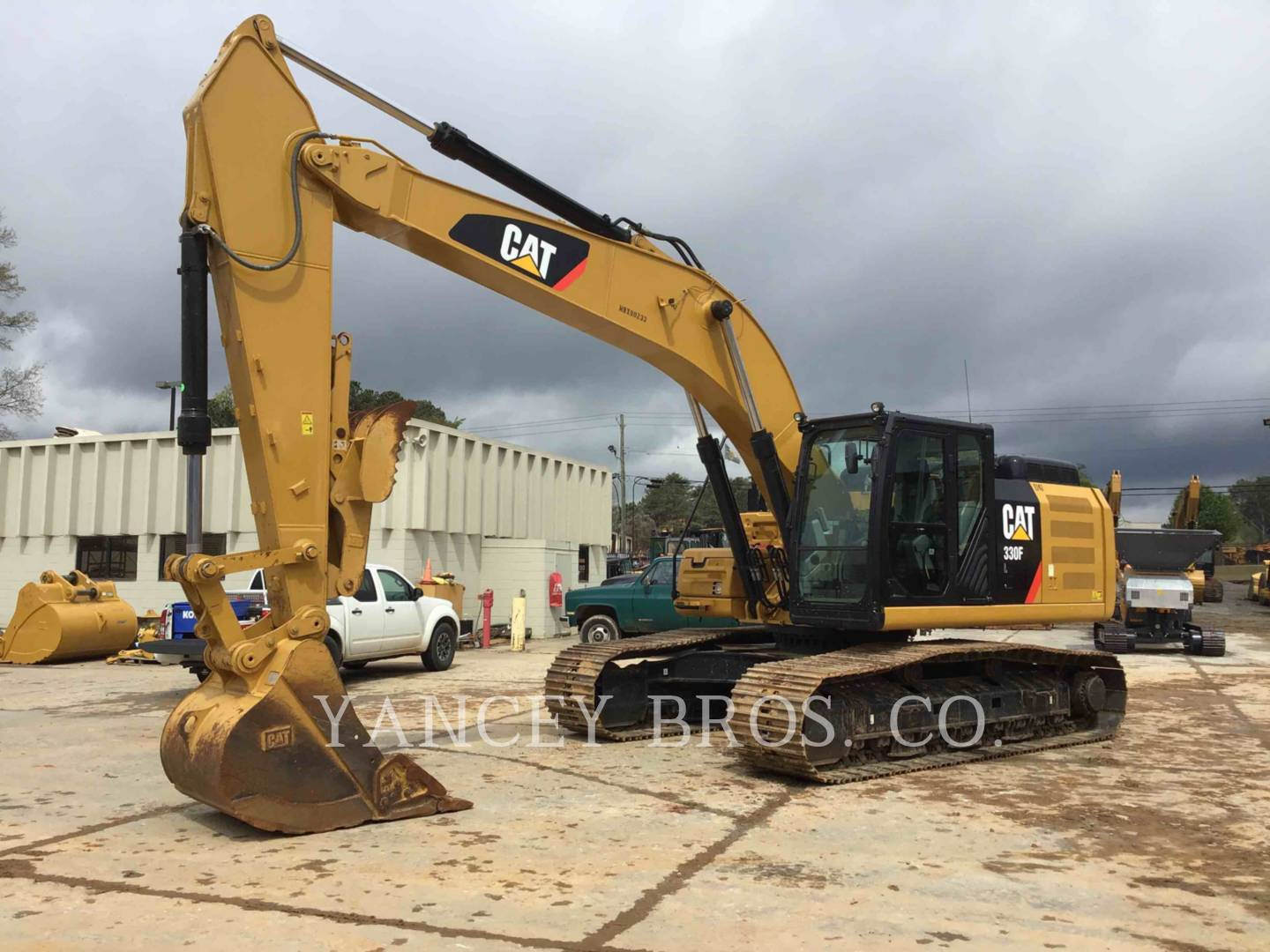 2016 - CATERPILLAR - 330FL