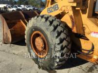 CASE CARGADORES DE RUEDAS 621B equipment  photo 14