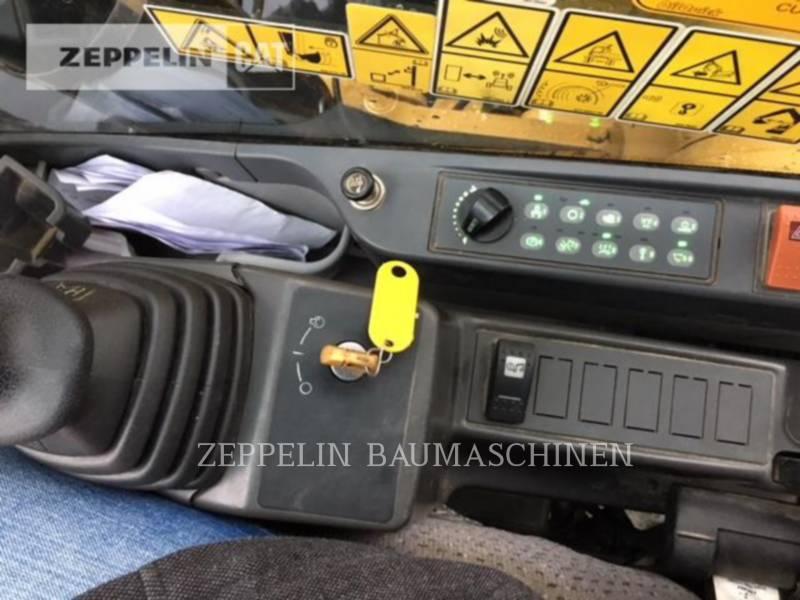 CATERPILLAR MOBILBAGGER M322D equipment  photo 20