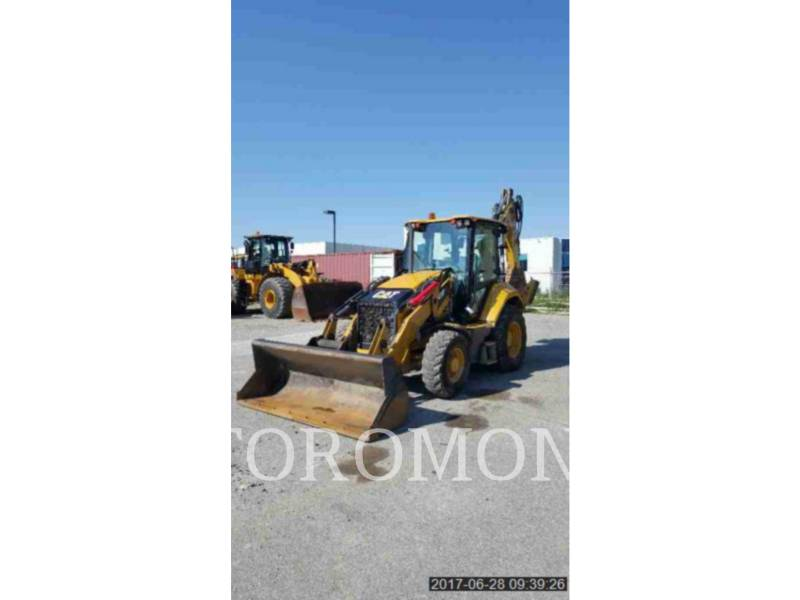 CATERPILLAR BACKHOE LOADERS 430F2IT equipment  photo 1