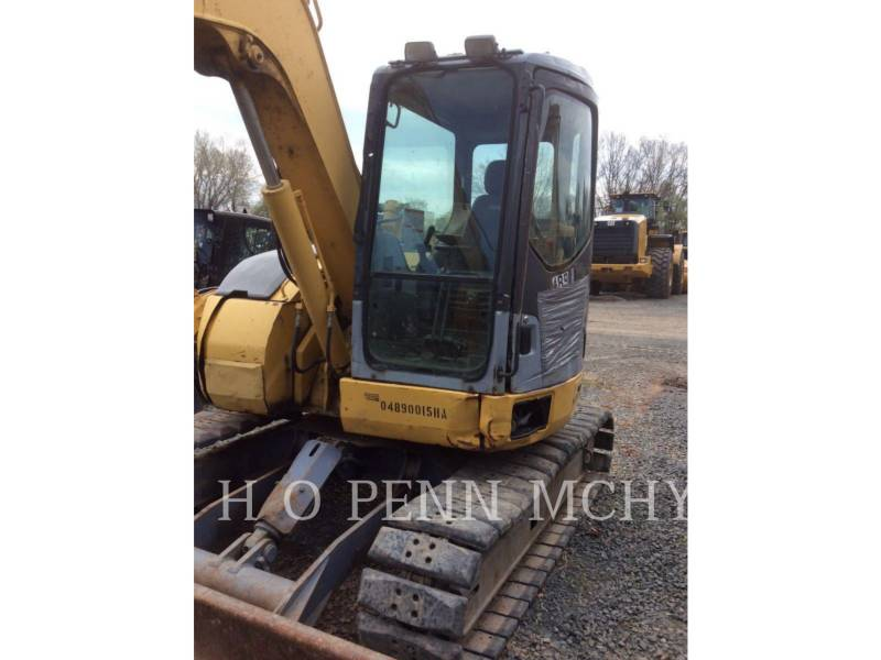 KOMATSU KOPARKI GĄSIENICOWE PC78 equipment  photo 1