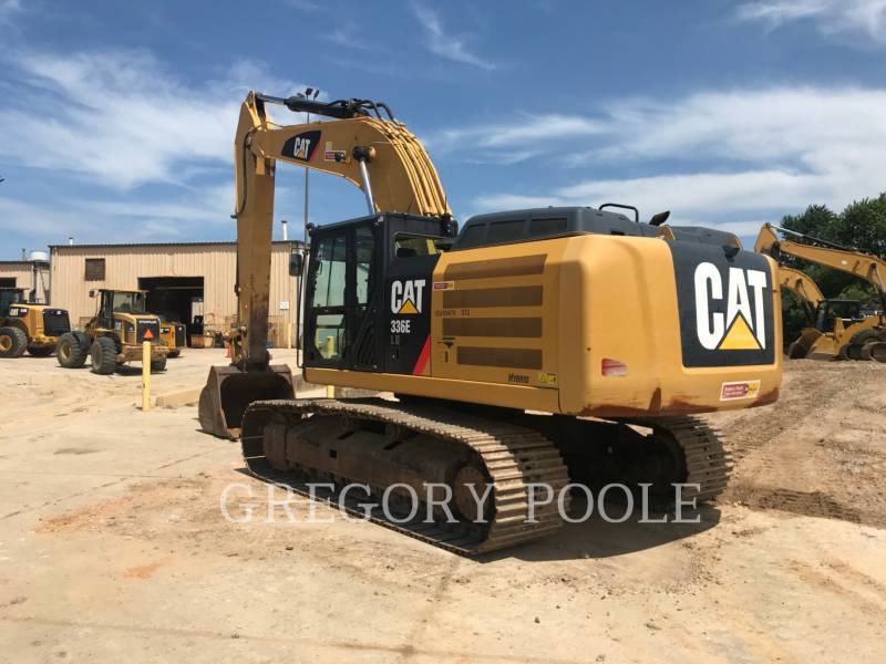 CATERPILLAR EXCAVADORAS DE CADENAS 336EL H equipment  photo 2