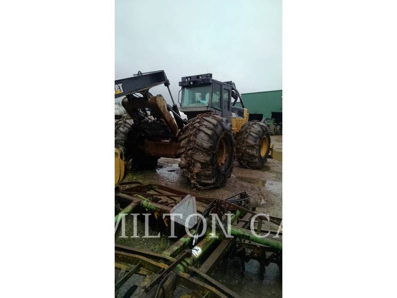 CATERPILLAR FORESTAL - ARRASTRADOR DE TRONCOS 545C equipment  photo 2