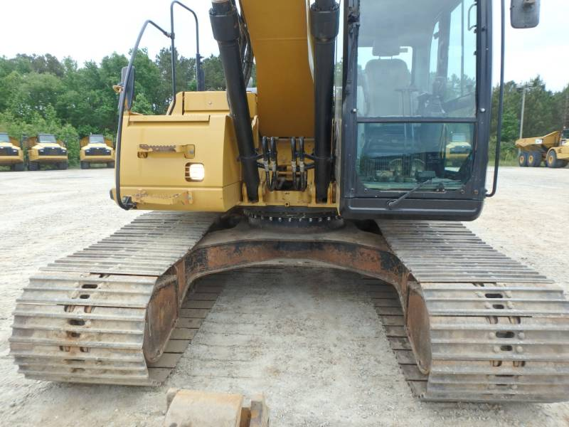 CATERPILLAR ESCAVADEIRAS 320DLRR equipment  photo 3