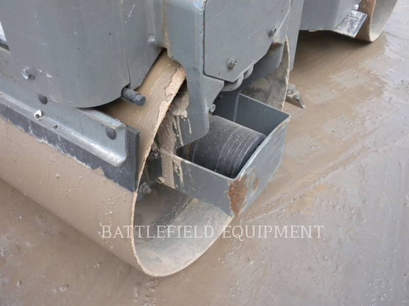 WACKER CORPORATION TAMBOR DOBLE VIBRATORIO ASFALTO RD12A equipment  photo 9