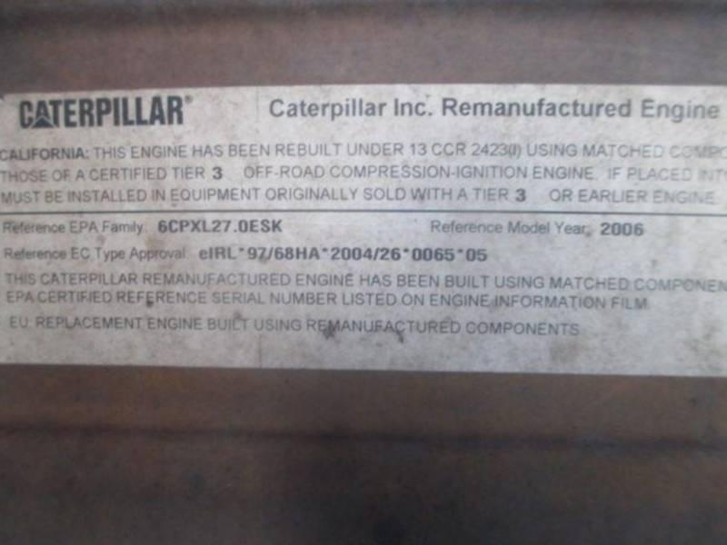 CATERPILLAR TRACK TYPE TRACTORS D10T equipment  photo 19