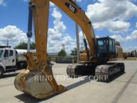 CATERPILLAR TRACK EXCAVATORS 336FLTHUMB equipment  photo 1