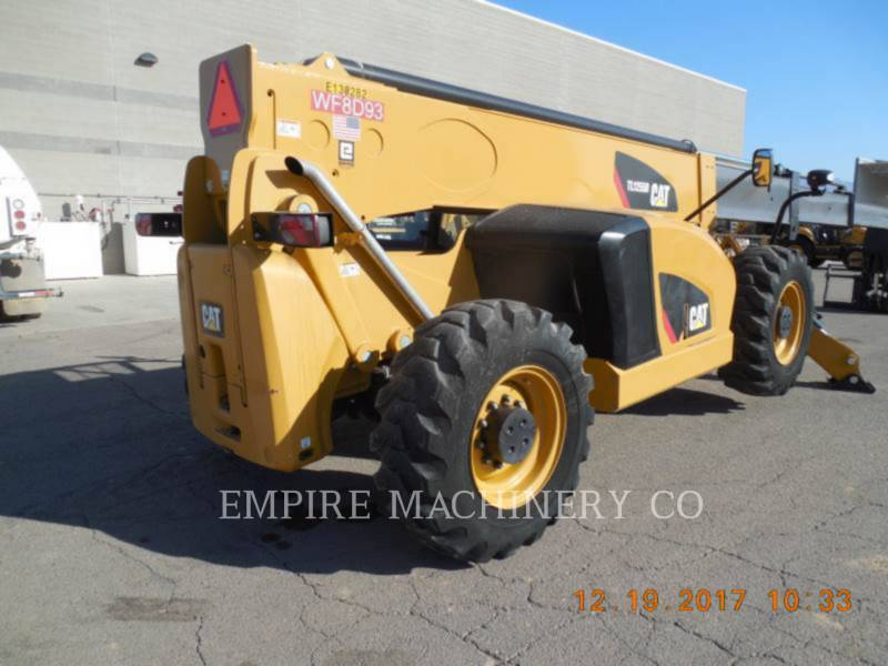 Caterpillar STIVUITOR TELESCOPIC TL1255D equipment  photo 2