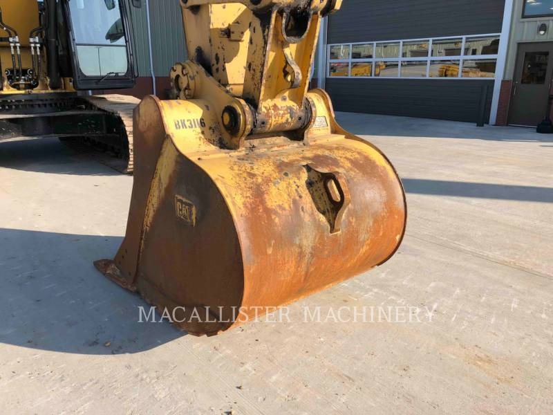 CATERPILLAR ESCAVATORI CINGOLATI 336EL equipment  photo 16