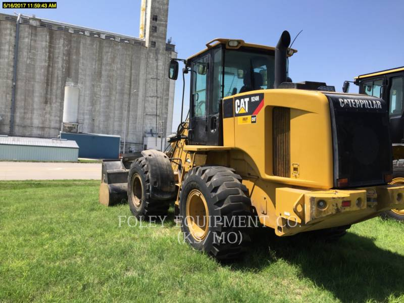 CATERPILLAR WHEEL LOADERS/INTEGRATED TOOLCARRIERS 924HHL equipment  photo 4