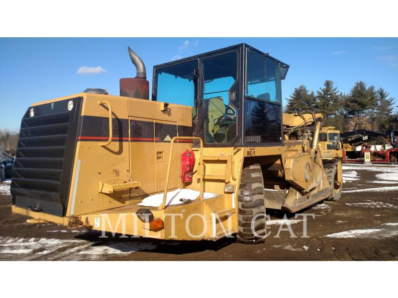 CATERPILLAR STABILIZERS / RECLAIMERS RM-350 equipment  photo 1