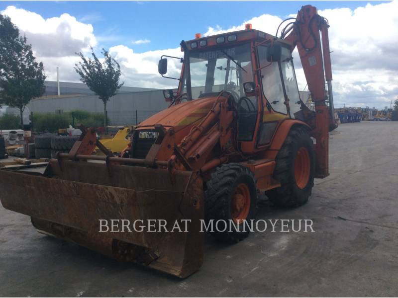 CATERPILLAR RETROESCAVADEIRAS 438C equipment  photo 3
