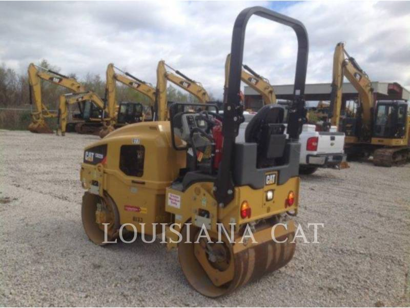 CATERPILLAR VERDICHTER CB22B equipment  photo 6