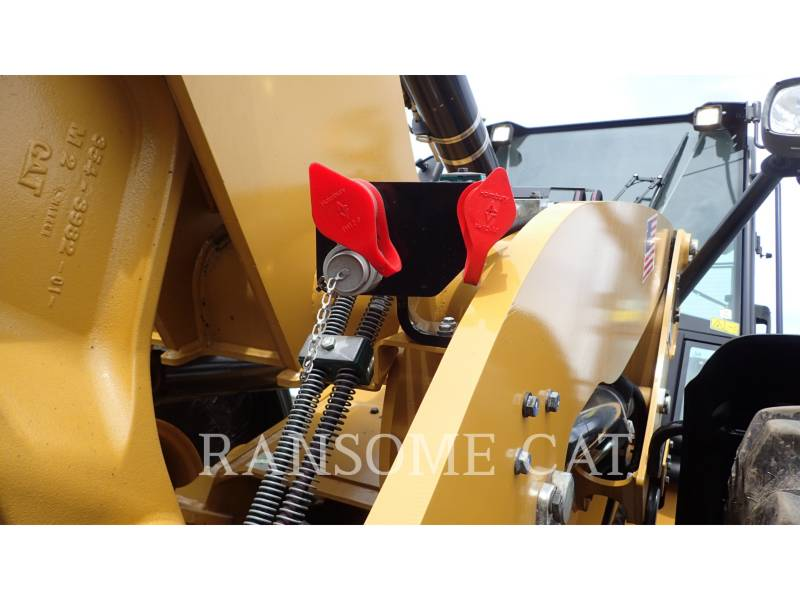 CATERPILLAR WHEEL LOADERS/INTEGRATED TOOLCARRIERS 908H2 equipment  photo 12