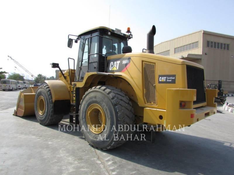 CATERPILLAR RADLADER/INDUSTRIE-RADLADER 966H equipment  photo 3