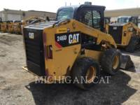 CATERPILLAR KOMPAKTLADER 246D C2Q equipment  photo 4
