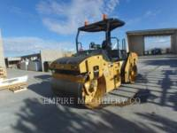 CATERPILLAR COMPACTEURS TANDEMS VIBRANTS CB54B equipment  photo 4