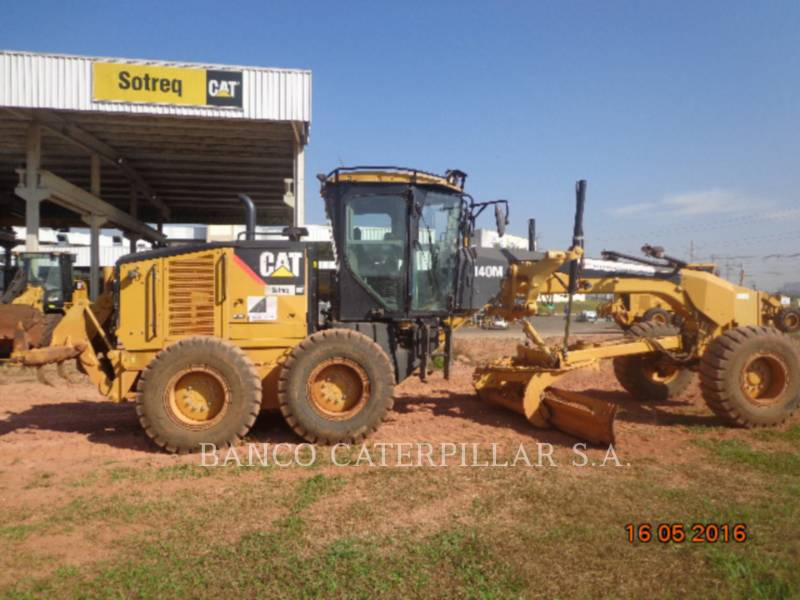 CATERPILLAR MOTONIVELADORAS 140M equipment  photo 6