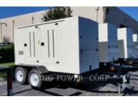 Equipment photo CATERPILLAR XQ 100 PORTABLE GENERATOR SETS 1