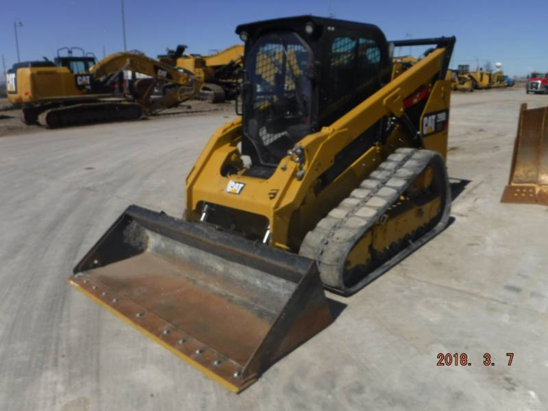CATERPILLAR MULTI TERRAIN LOADERS 299 D 2 XHP equipment  photo 2