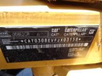 CATERPILLAR PELLES SUR CHAINES 308E2CRSB equipment  photo 23