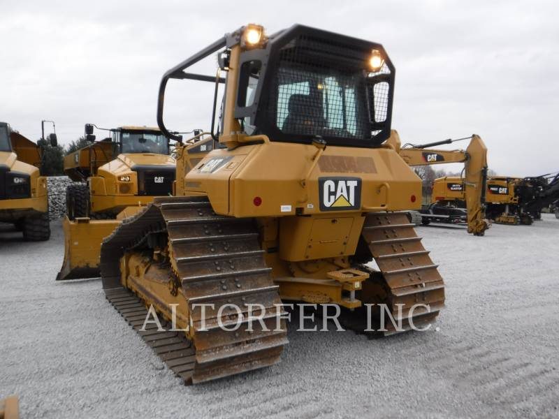 CATERPILLAR ブルドーザ D6N LGP equipment  photo 6