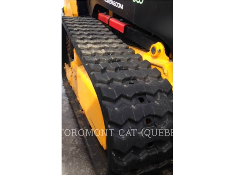 JCB SKID STEER LOADERS 205T equipment  photo 12