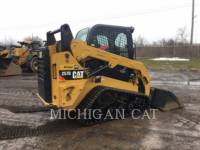 CATERPILLAR DELTALADER 257D equipment  photo 4